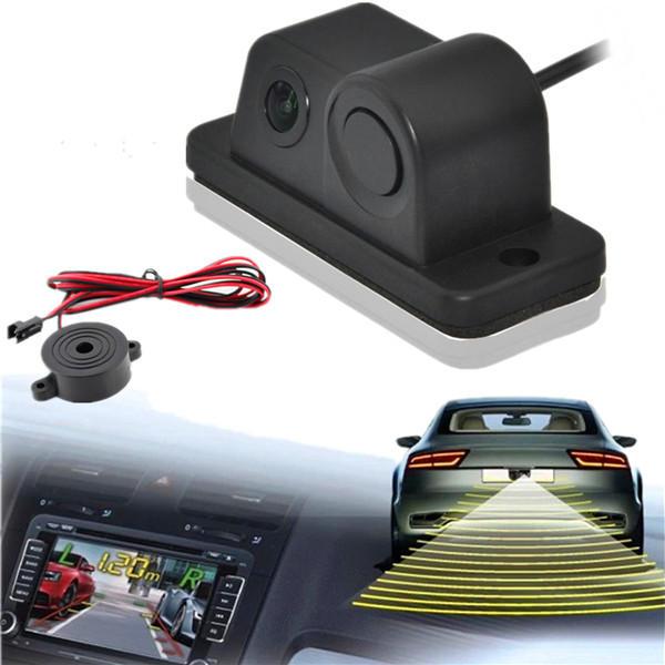 170° License Plate Mount Rear View Color Car Backup Camera System Parking Cam GA