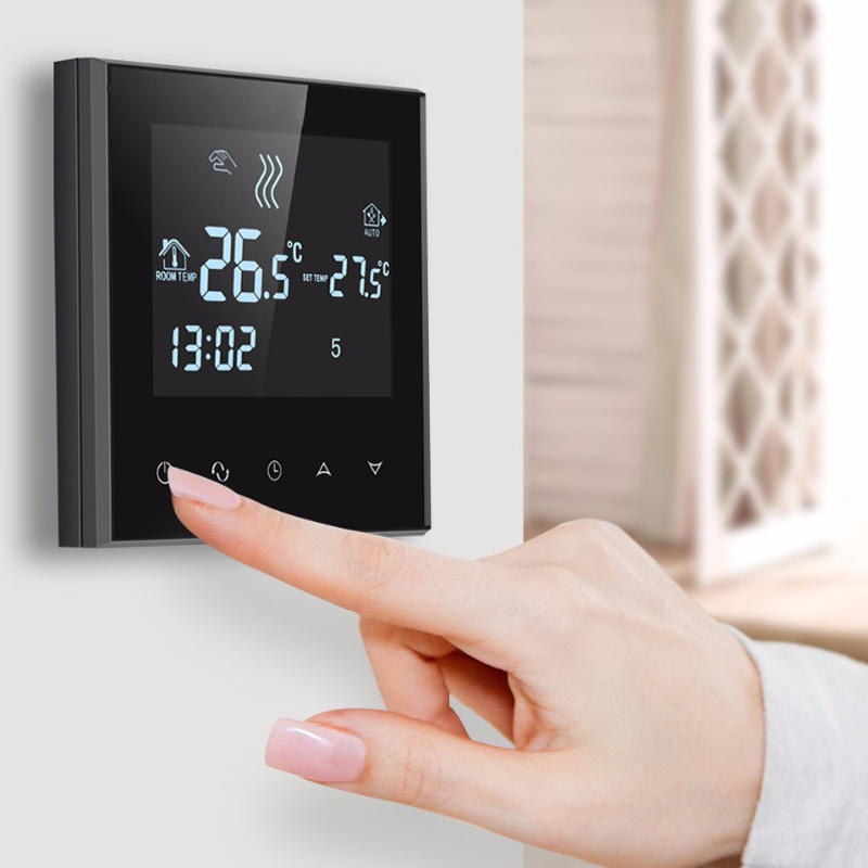 Wifi Floor Heating Thermostat 6 Period