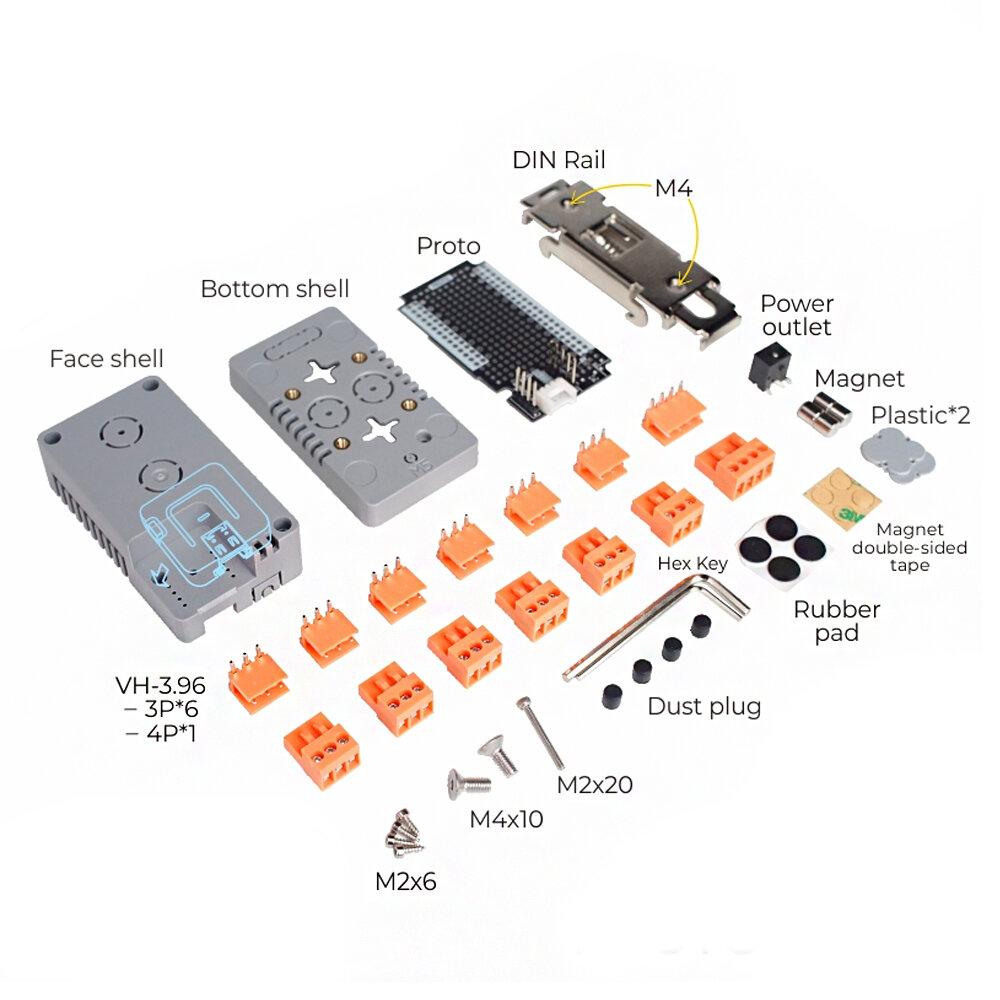 M5Stack® ATOM HUB ESP32 Development DIY Prto Board Module Industrial Creative DIY Application