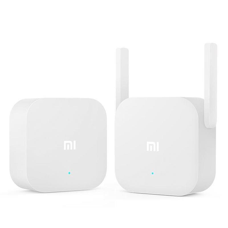 Original Xiaomi 2.4Ghz 300Mbps Dual Antenna Wireless PowerLine Ethernet Adapter Homeplug