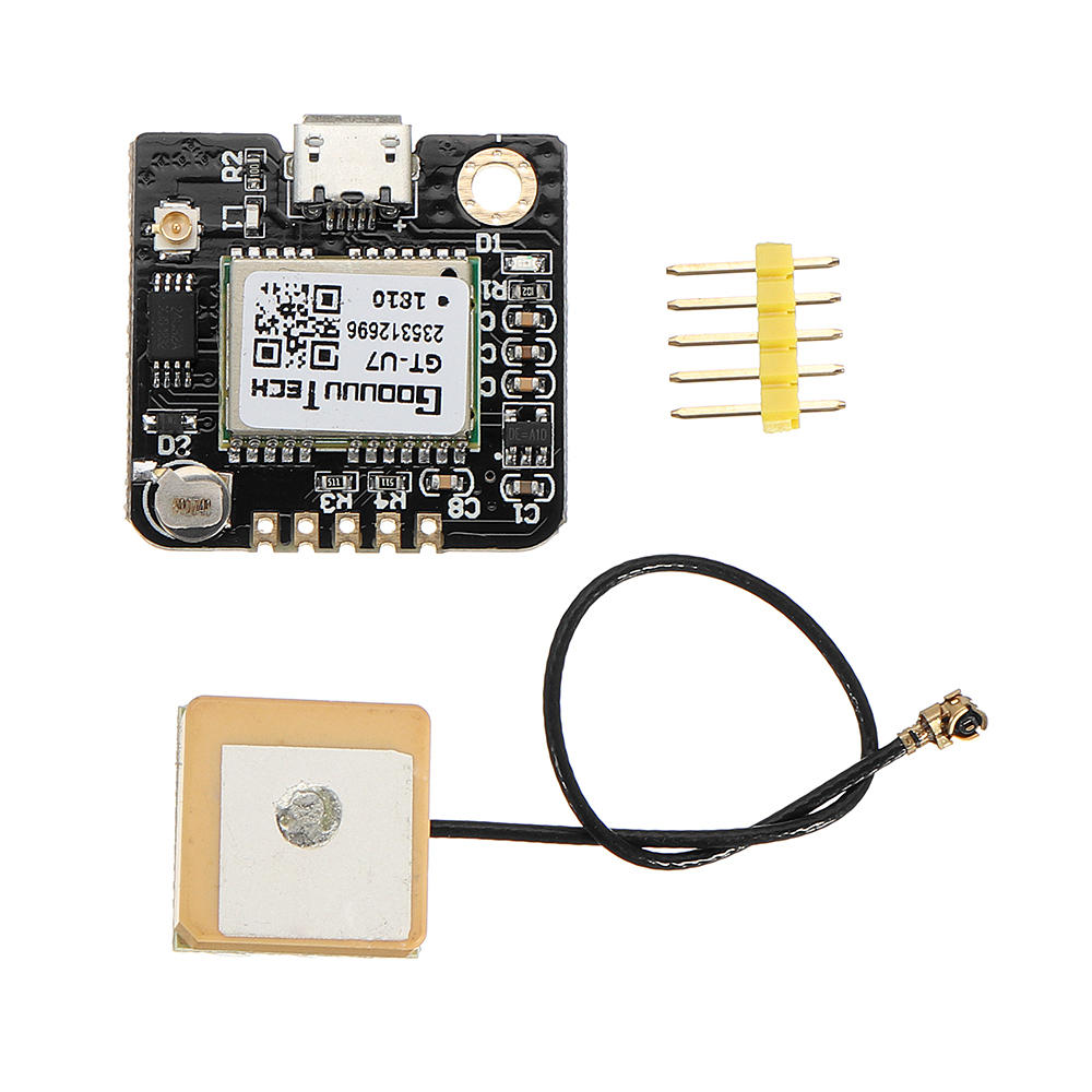 GT-U7 Car GPS Module Navigation Satellite Positioning Geekcreit for Arduino - products that work with official Arduino b