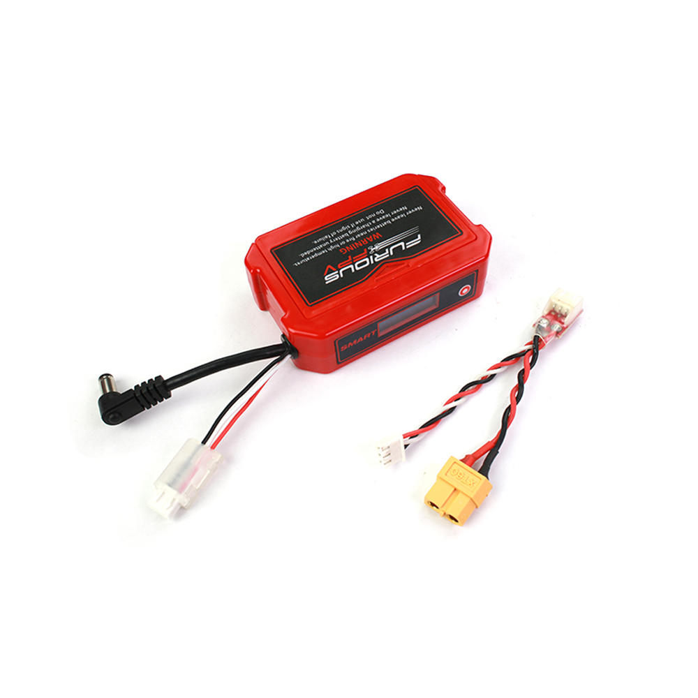 FuriousFPV Smart Power Case V2 8V Constant Output With OLED Display for FPV Fatshark Goggles