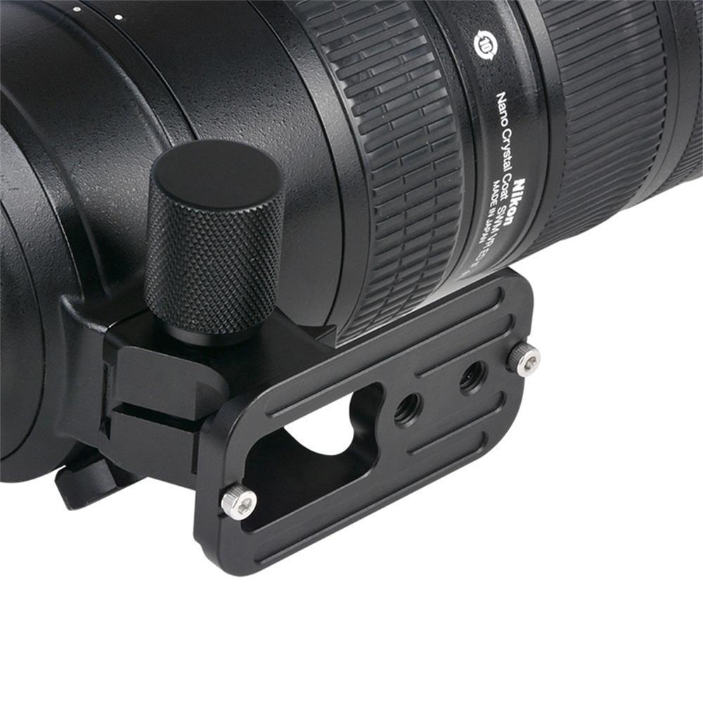 عدسة VELEDGE الة تصوير عدسة سريعة الإصدار قاعدة ل Nikon 70-200mm F2.8 VR VRII عدسة 83XL