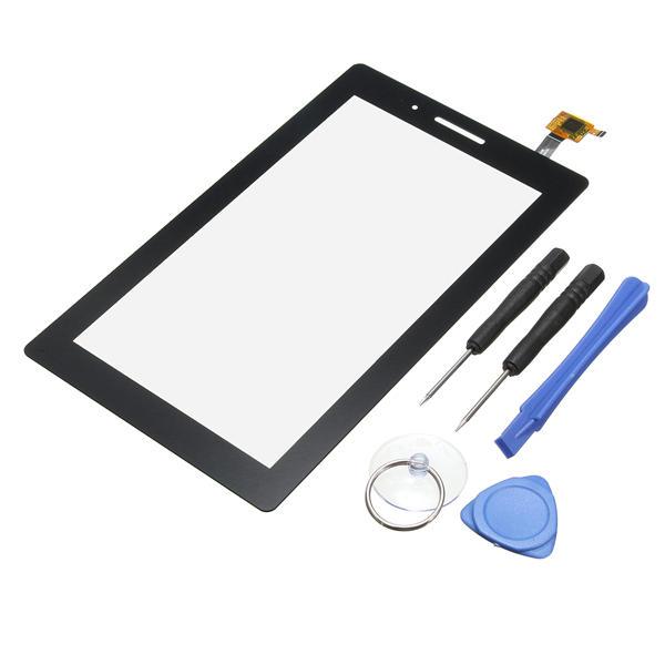 Substituição do vidro do digitalizador da tela de toque para a aba de Lenovo 3 7 TB3-710F
