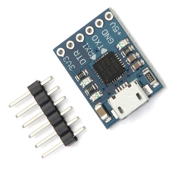 Arduino için CP2102 USB To TTL / Seri Modül Downloader CJMCU - resmi Arduino panolarıyla çalışan ürünler