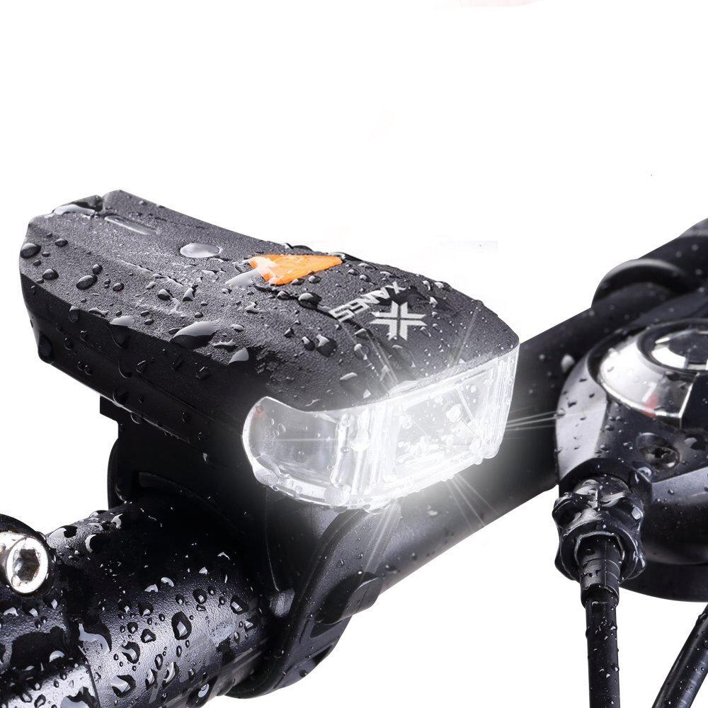 XANES 600LM XPG + 2 LED велосипед Немецкий стандарт Смарт-датчик Сигнальный фонарь переднего света
