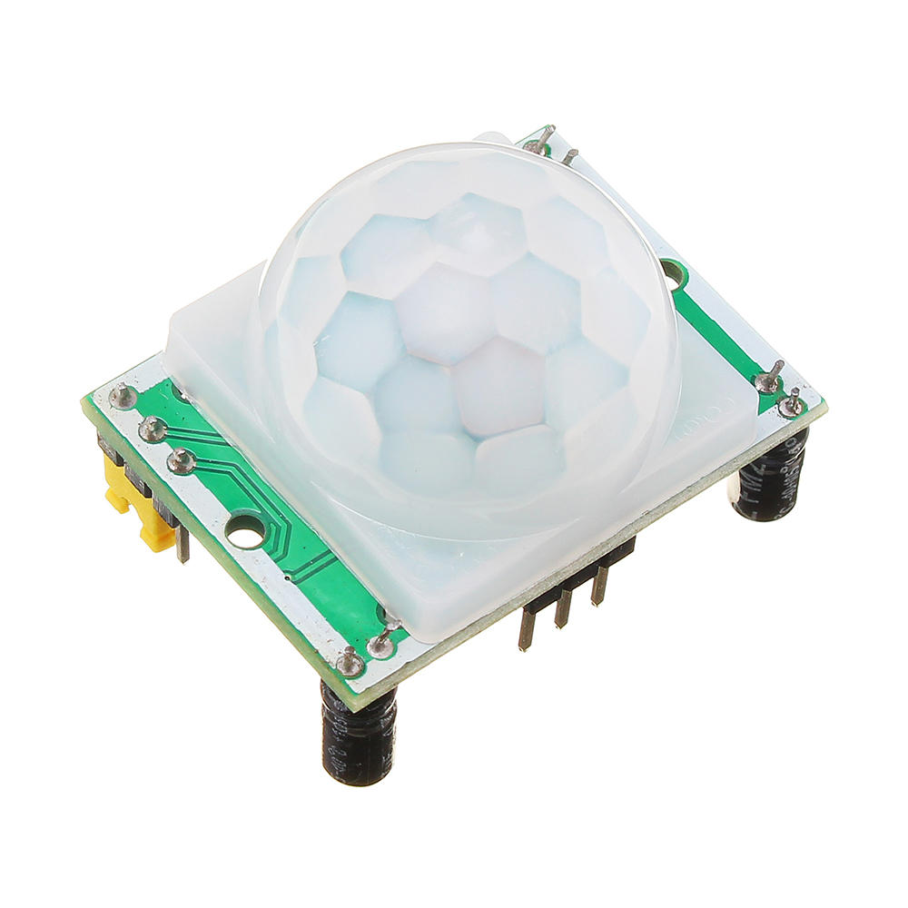Mini IR Pyroelectric Infrared PIR Motion Human Body Sensor Detector Module