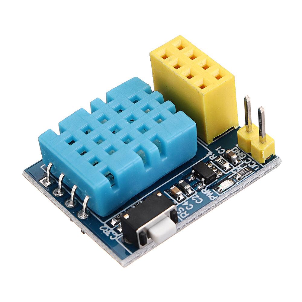 ESP8266 ESP-01 ESP-01S DHT11 Sensor Módulo