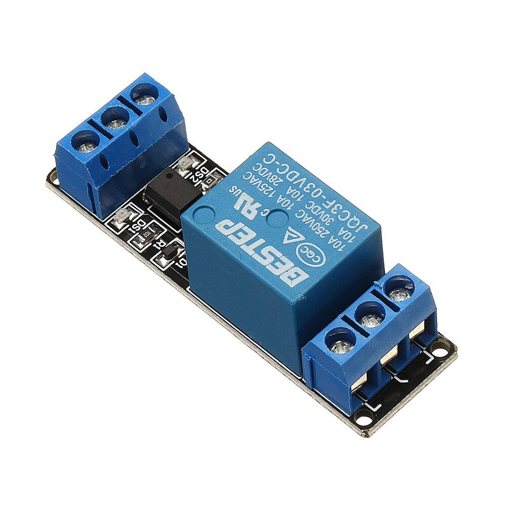 Relay Wiring Arduino