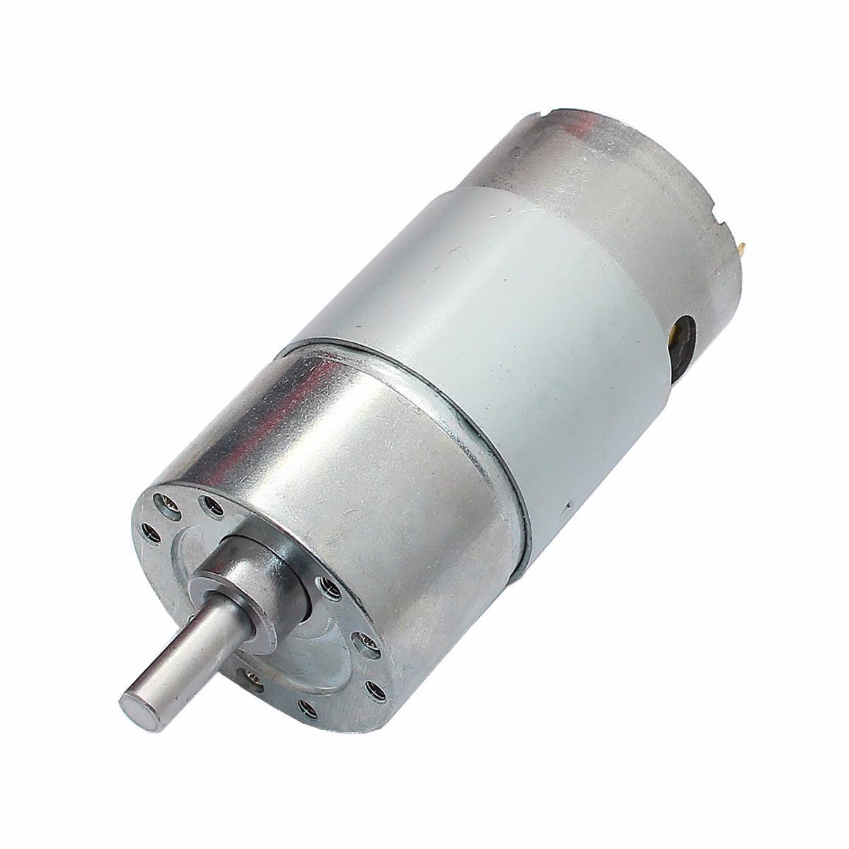 KingLan N20 Dc12V 100Rpm Gear Motor High Torque Electric Gear Box Motore