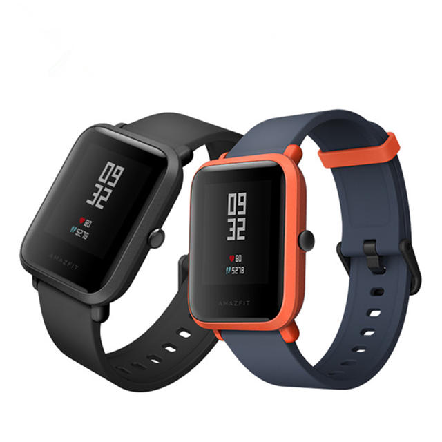 Original AMAZFIT Bip Pace Youth GPS IP68 Waterproof Smart Watch Chinese Version from xiaomi Eco-System