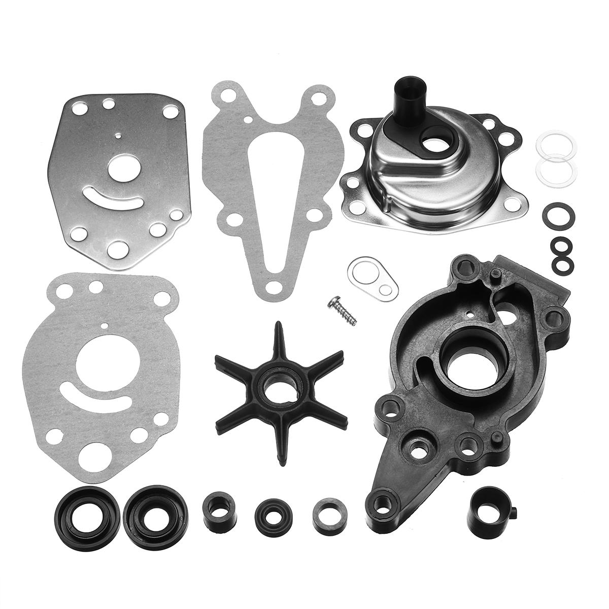 Mercury 9.9 15HP Outboard Water Pump Impeller Replacement Kit  46-42089A5