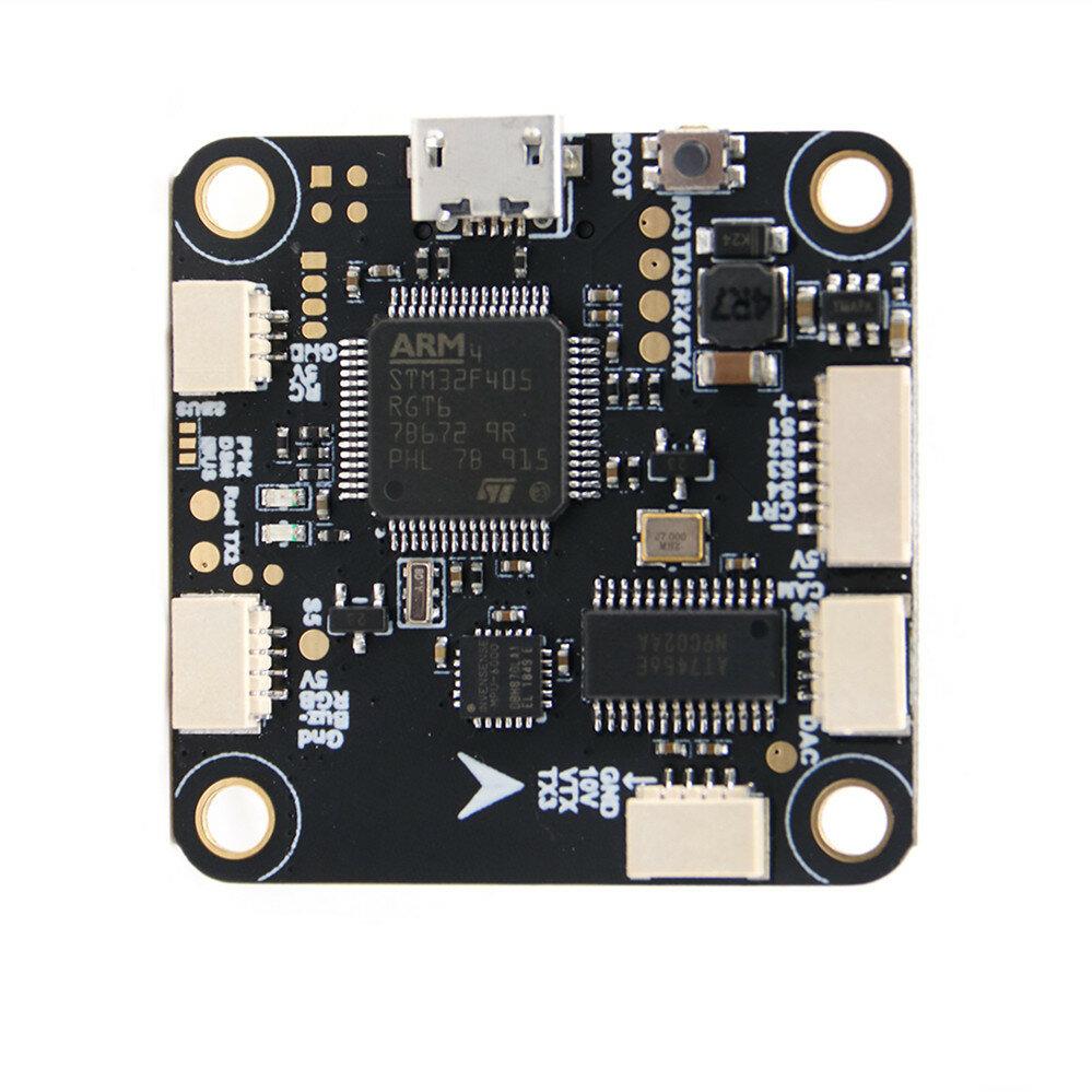 Racerstar MELO F4 Bluetooth Pengendali Penerbangan AIO OSD BEC Dukungan Konfigurasi APP untuk RC Drone FPV Racing