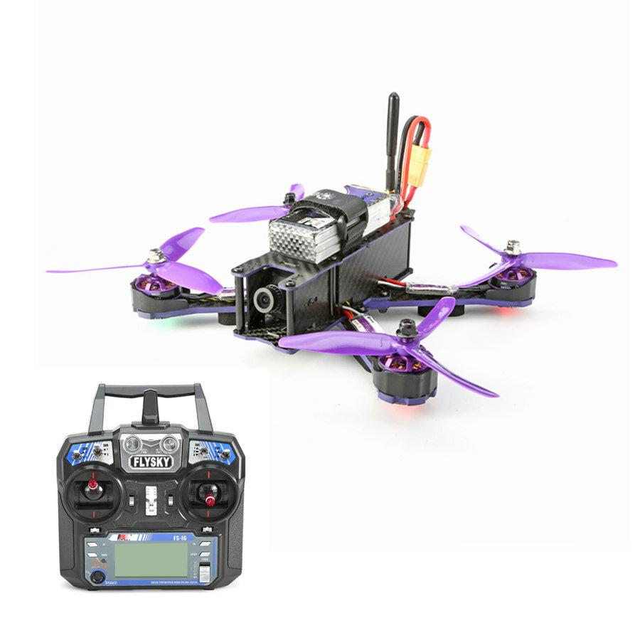 Eachine Wizard X220 FPV Racer Blheli_S F3 6DOF 5.8G 48ch 200 MW 700TVL Fotocamera  w/ FlySky I6 RTF