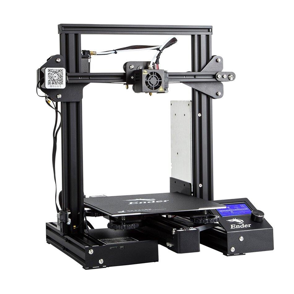 Creality 3D® Ender-3 Pro V-slot Prusa I3 DIY 3D Printer 220x220x250mm