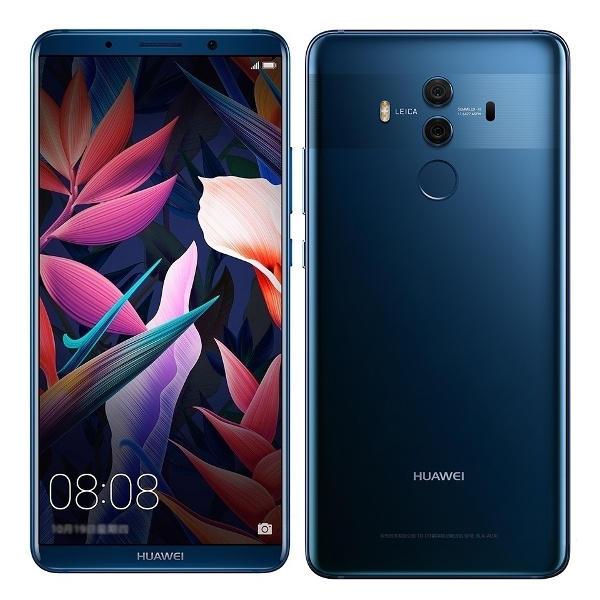 HUAWEI Mate 10 Pro 6 0 inch Dual Rear Camera 6GB RAM 128GB ROM Kirin 970  Octa core 4G Smartphone