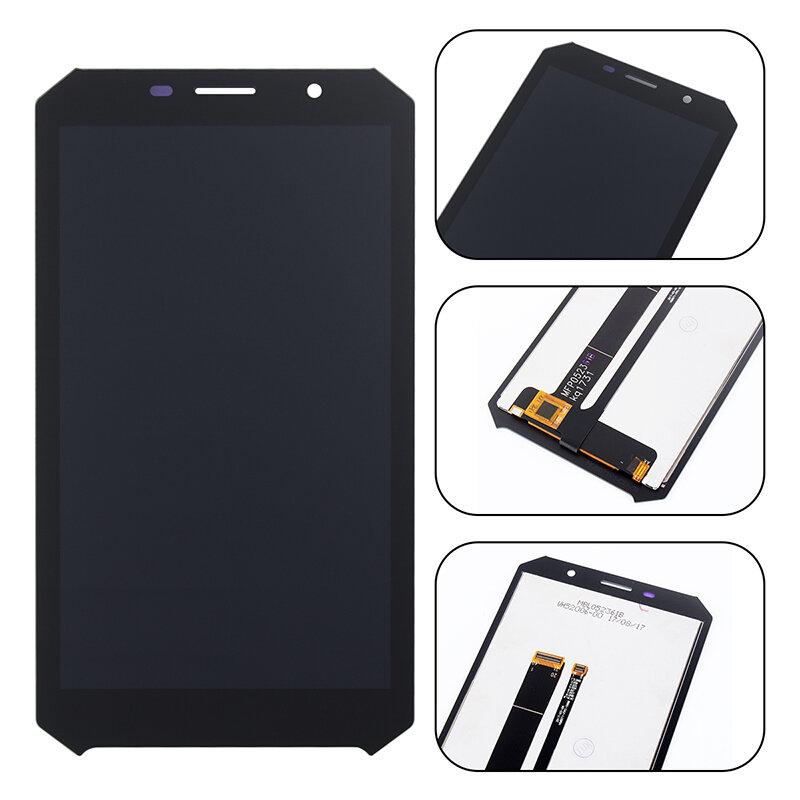 Original Doogee LCD Display+Touch Screen Digitizer Replacement With Tools  For DOOGEE S60 /DOOGEE S60 Lite