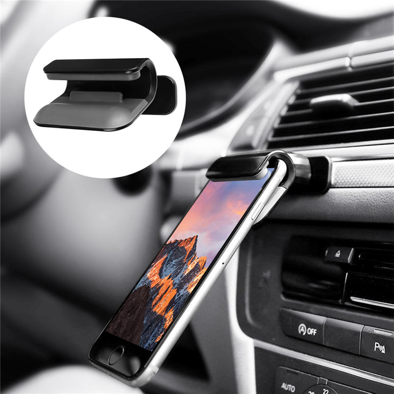online store 362d2 3c2cd Universal 360 Degree Rotation Car Holder Phone Mount Bracket for iPhone X  iPhone 8 Samsung Xiaomi 6