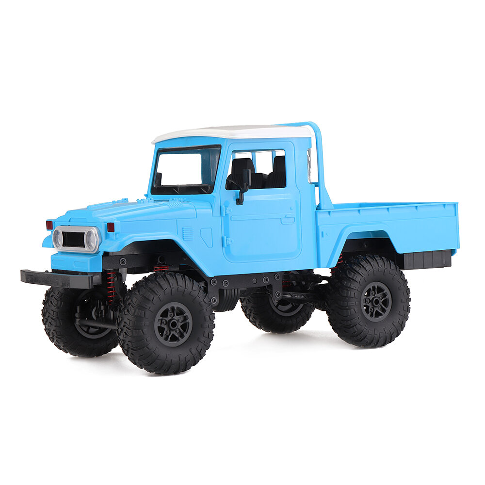 MN Model MN45 RTR 1/12 2.4G 4WD Rc Car with LED Light Crawler Climbing Off-road Truck