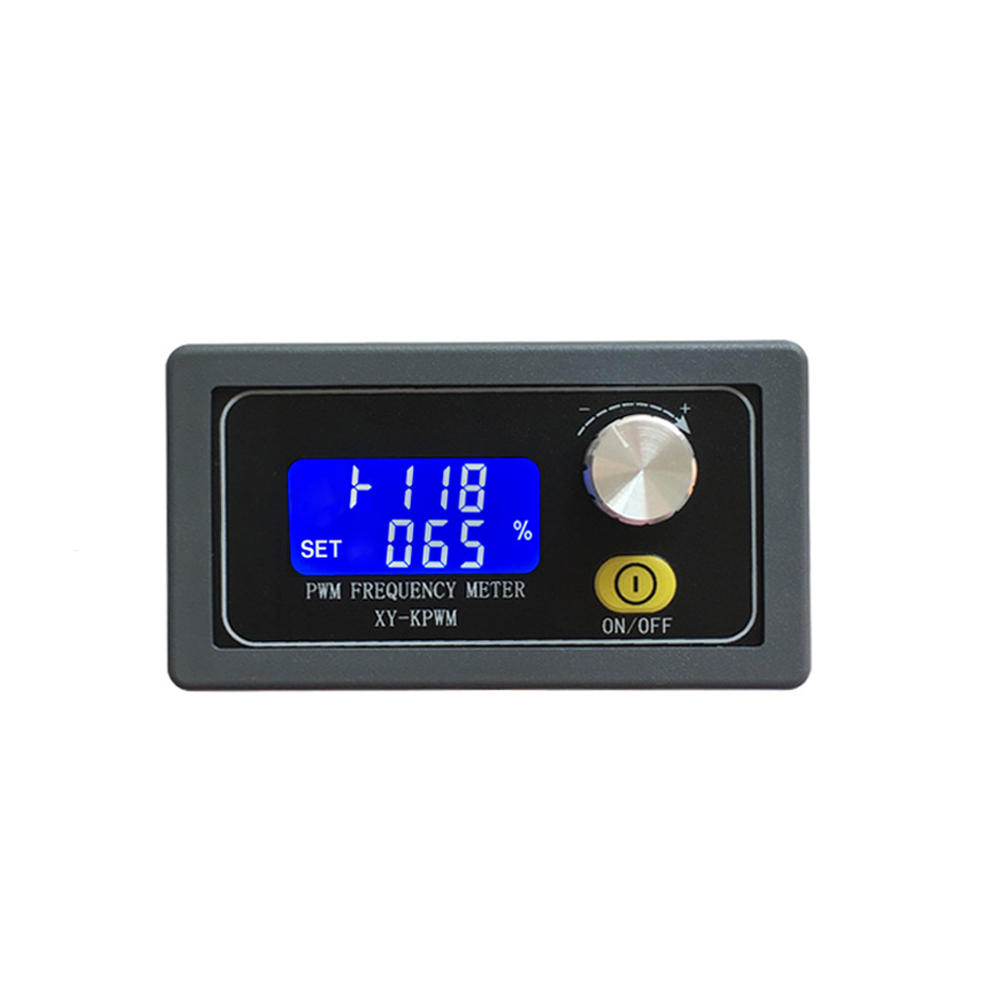 XY-KPWM Signal Generator 1-Channel 1Hz-150KHz PWM Pulse Frequency Duty Cycle Adjustable Module LCD Display
