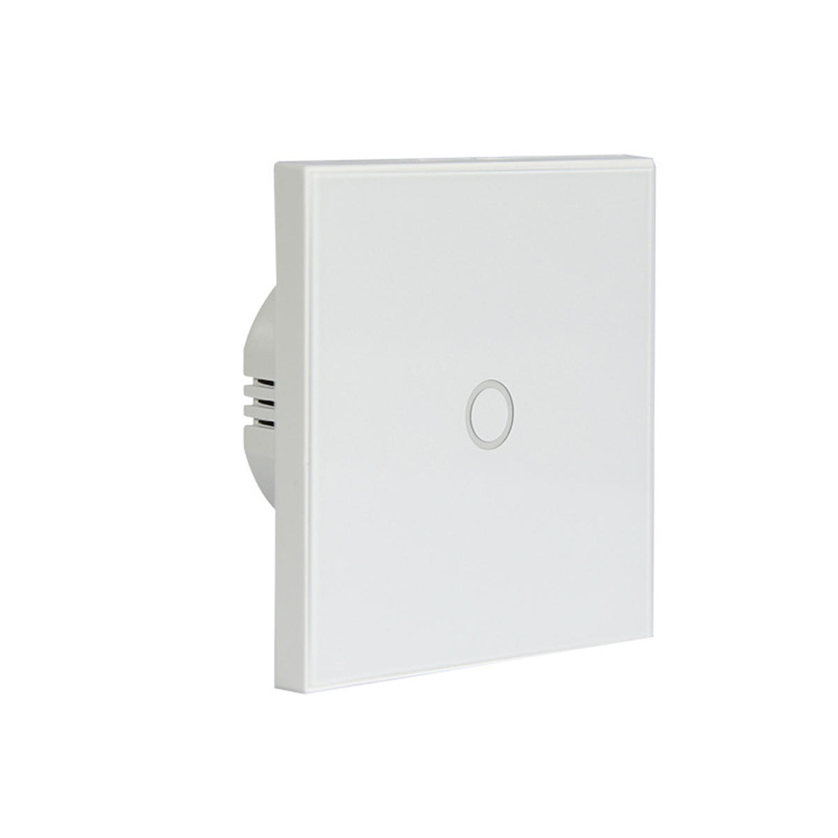 NEO 1Gang WIFI Smart Wall Light Touch Panel Switch App For Alexa Google Home