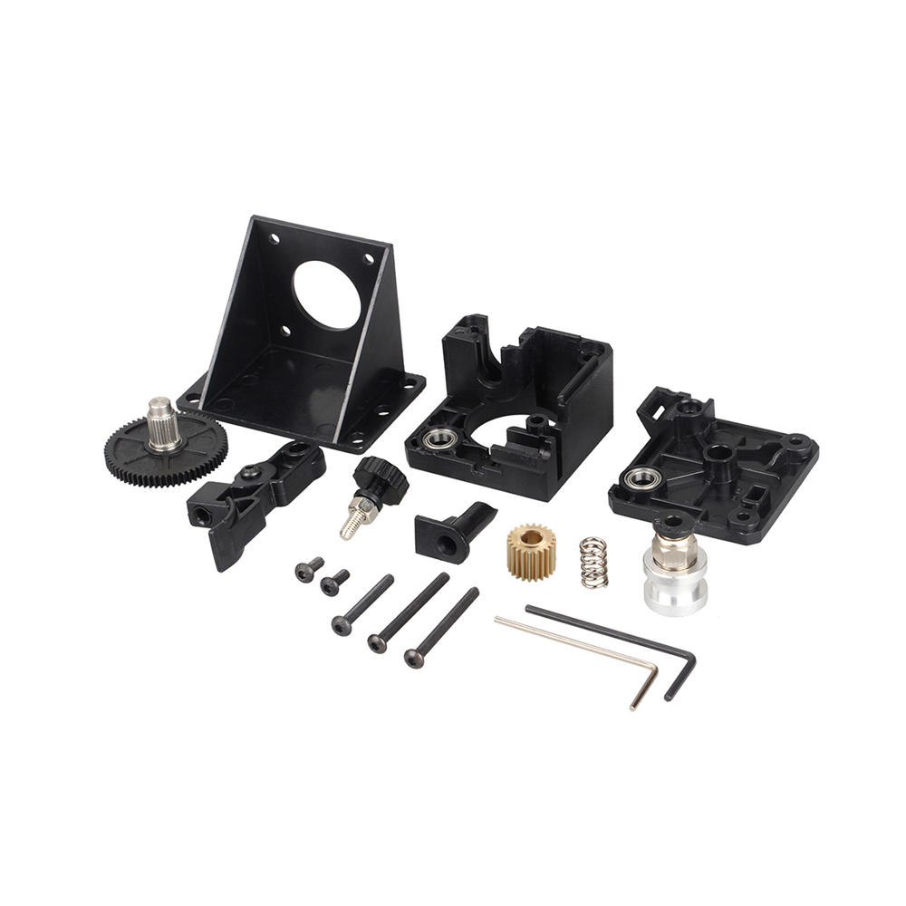 Upgrated New 3D Printer Titan Extruder Kits For V6 J-head Bowden 1.75mm Filament with Hotend Driver Ratio 3:1