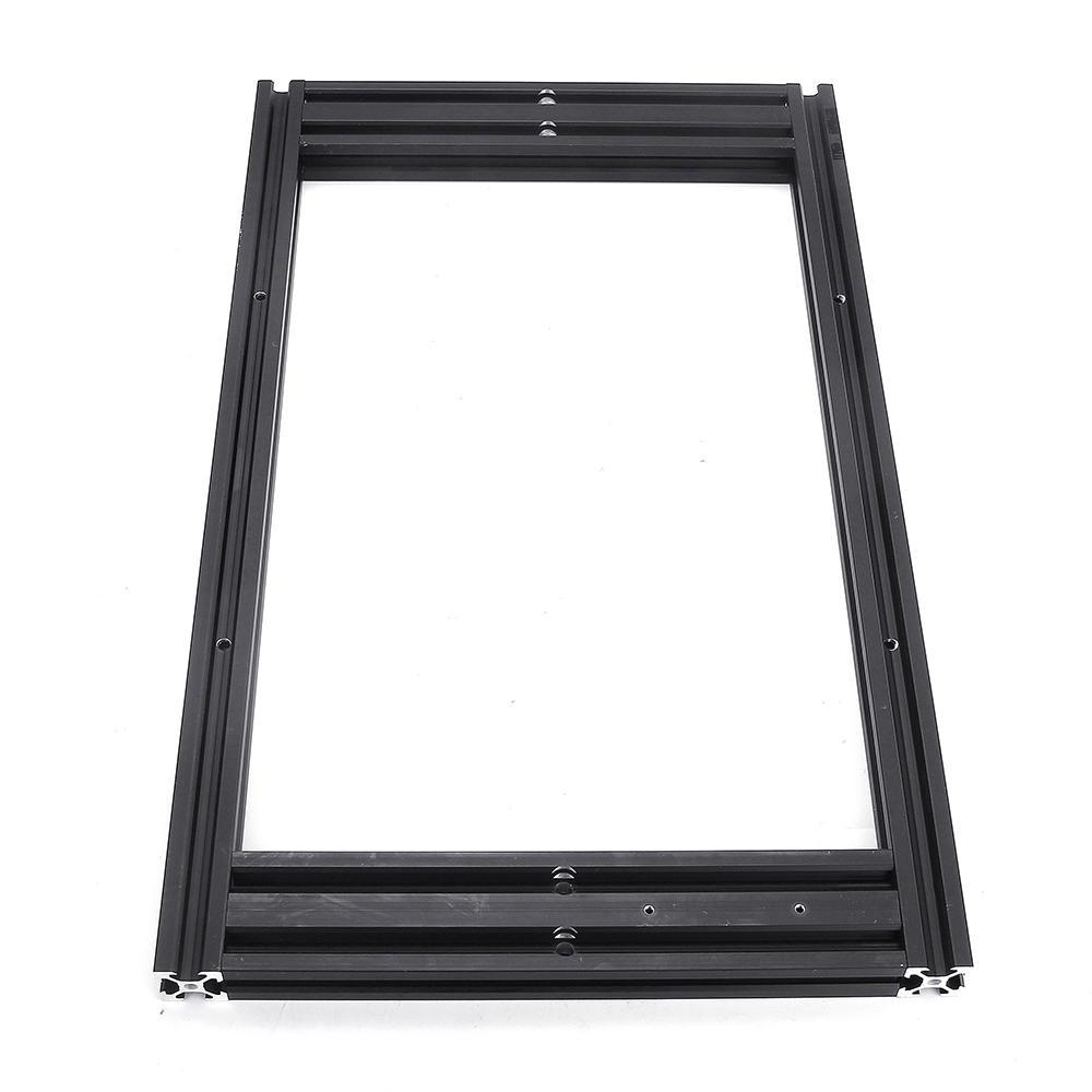 Creality 3D® Black 2020 V-Slot Aluminum Bottom Profile Frame Kit For CR-10S PRO/CR-X 3D Printer Part фото