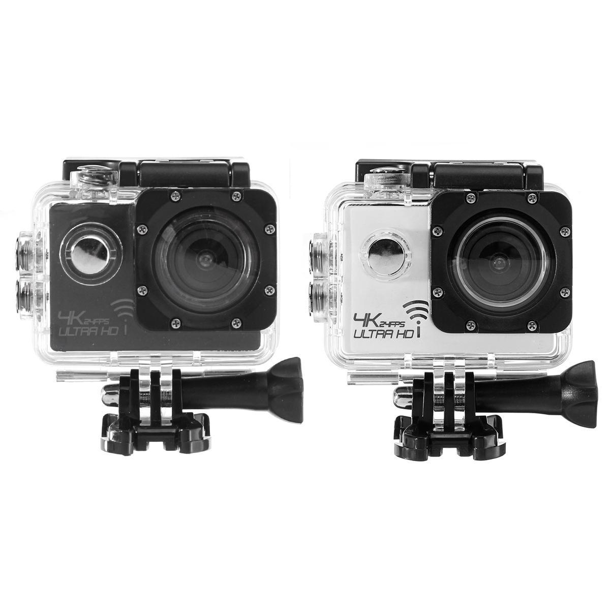 Winksoar Waterproof 12MP 120 Degree Wide Angle 720P HD WIFI Sport Action Camera