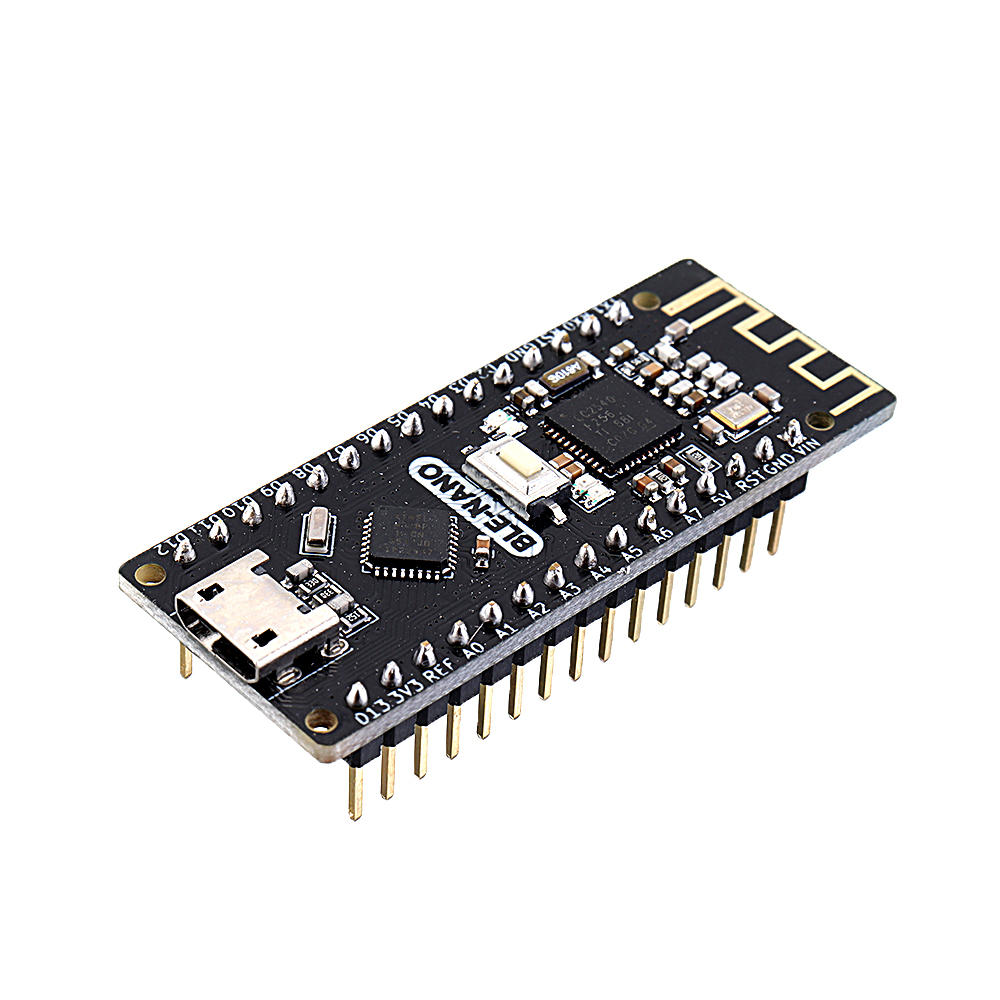 BLE Nano V3.0 Mirco USB Board Integrate CC2540 BLE Wireless Module ATmega328P Micro-Controller Development Board Geekcreit for Arduino - products that work with official Arduino boards