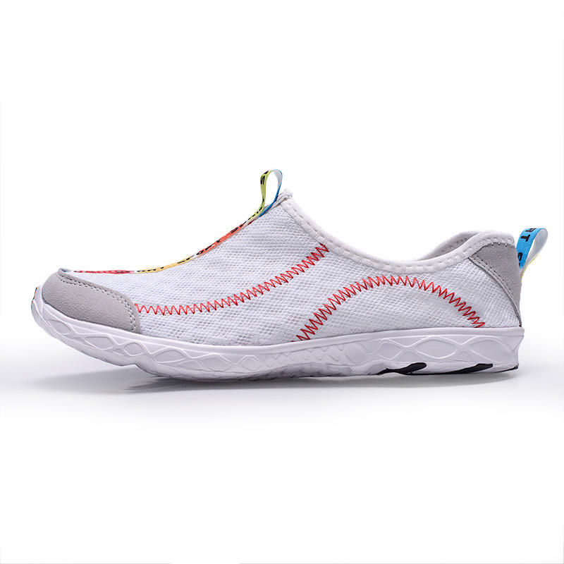 S-426531 Outdoor Urltra-light Summer Quick-dry Beach Shoes Breathable Mesh Casual Shoes