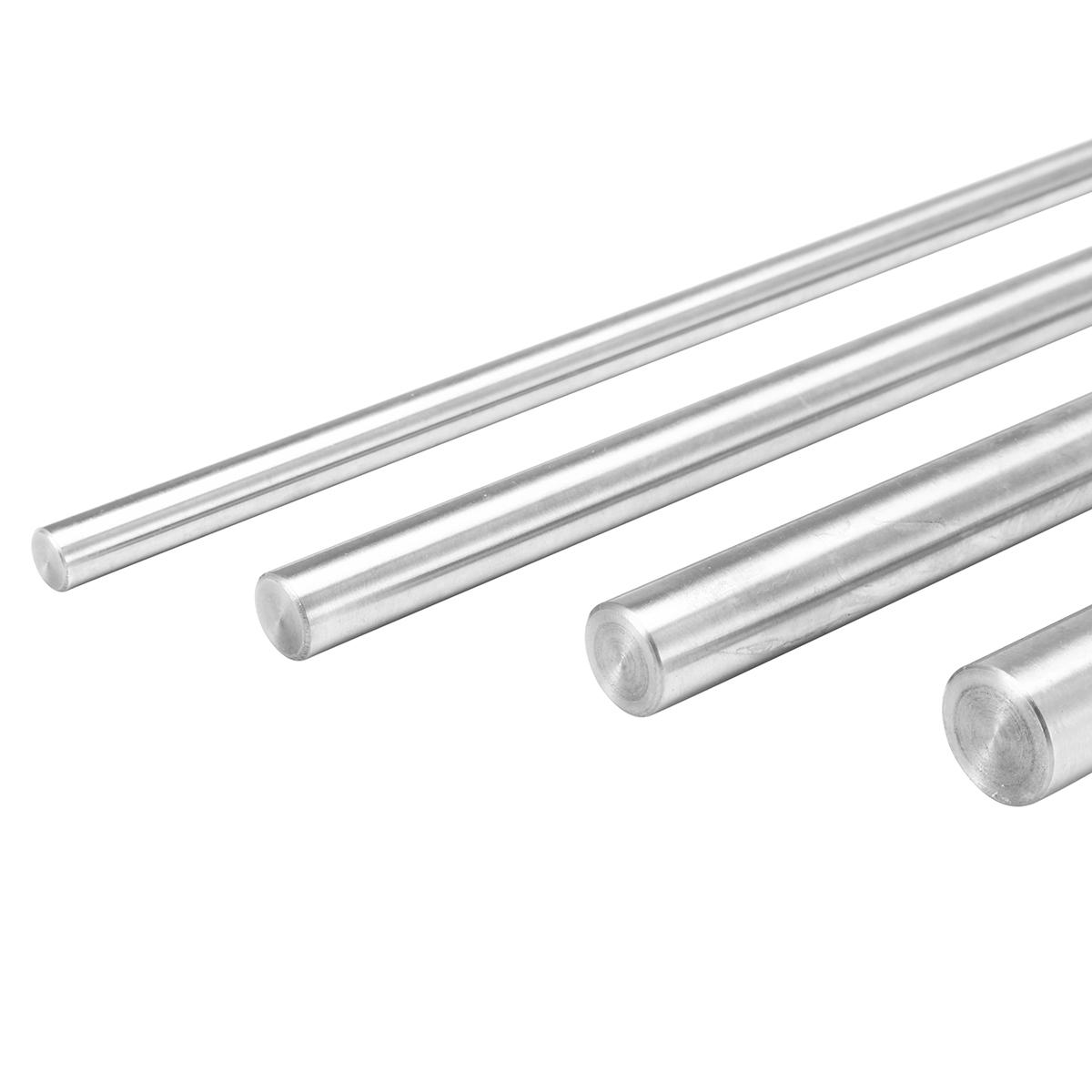 6/8/10/12mm Diameter Rod Length 400mm Steel Cylinder Linear Rail Linear Shaft Optical Axis