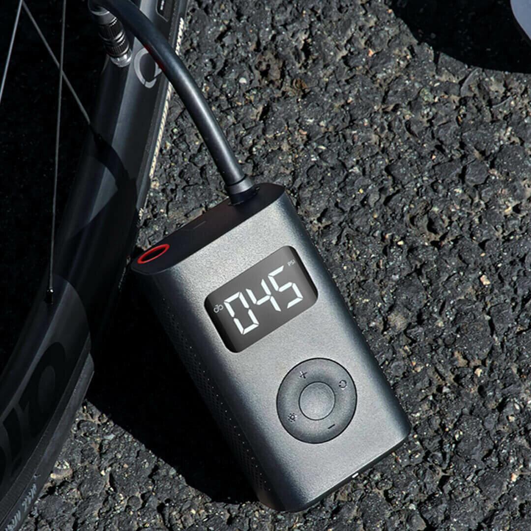 Xiaomi 5V 150PSI Bike Pump USB Charging Electric Air Pump Camping Cycling Portable Basketball Football Pump Tools