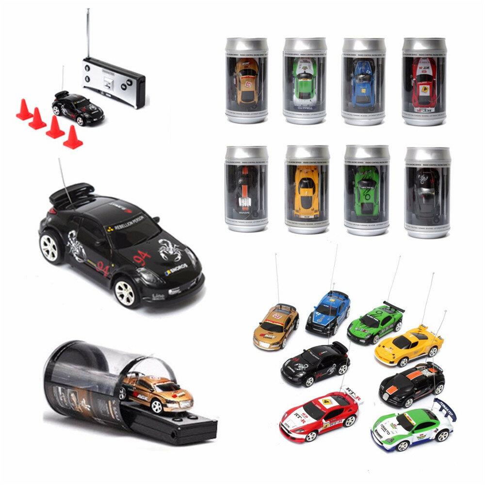 Mini koks Can dálkové ovládání rádia Micro Racing RC auto