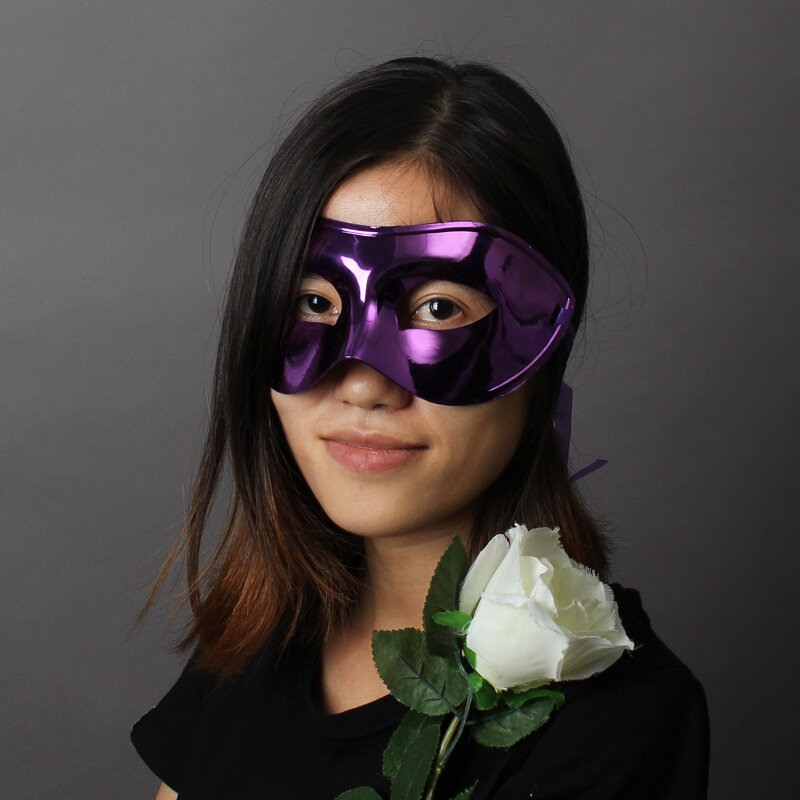 Masquerade Mask Gilded masks Halloween Carnival Party Mask фото