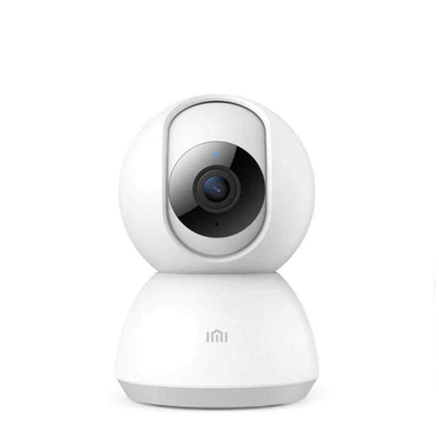 [International Version] Xiaomi Mijia Chuangmi 1080P EU Plug Strengthen Night Vision H.265 360° PTZ Smart WIFI IP Camera