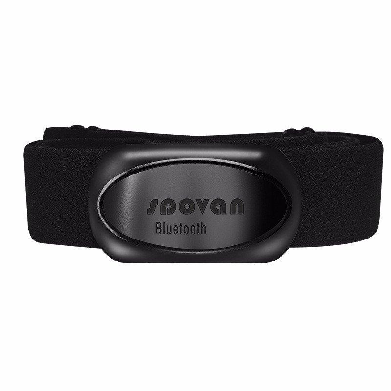 Spovan Deportes Corazón Tasa Monitor Cinturón ANT Bluetooth 4.0 Cofre inteligente Banda Correa
