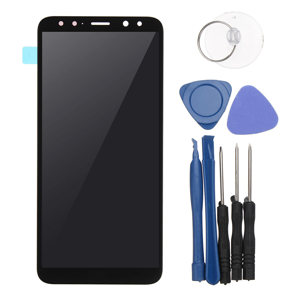 LCD Дисплей + сенсорный экран планшета замена с ремонтом Набор для Huawei Mate 10 Lite 5,9