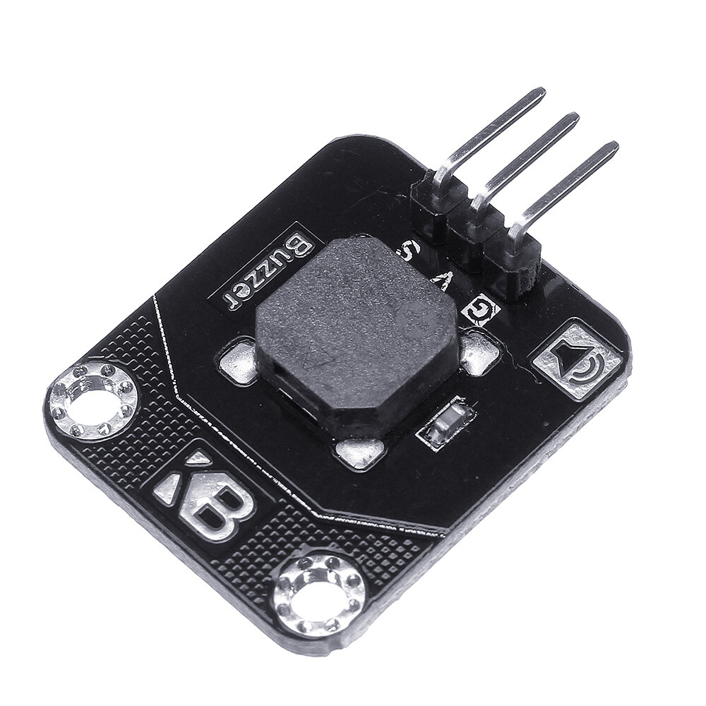 12mm Mini Passive Buzzer SFN Scratch Makecode Topacc KittenBot for Arduino - products that work with official Arduino bo
