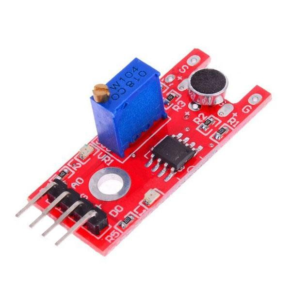 20Pcs KY-038 Microphone Sound Detection Sensor Module Geekcreit for Arduino - products that work with official Arduino b