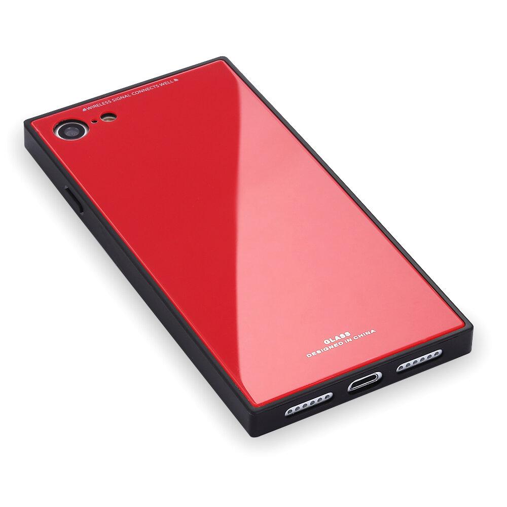 Bakeey Firkantet glatt beskyttet beskyttelsesveske til iPhone X/7/8 / 7Plus / 8Plus