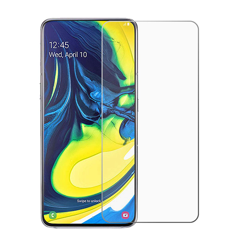 Bakeey High Definition Tempered Glass Screen Protector for Samsung Galaxy A80 2019