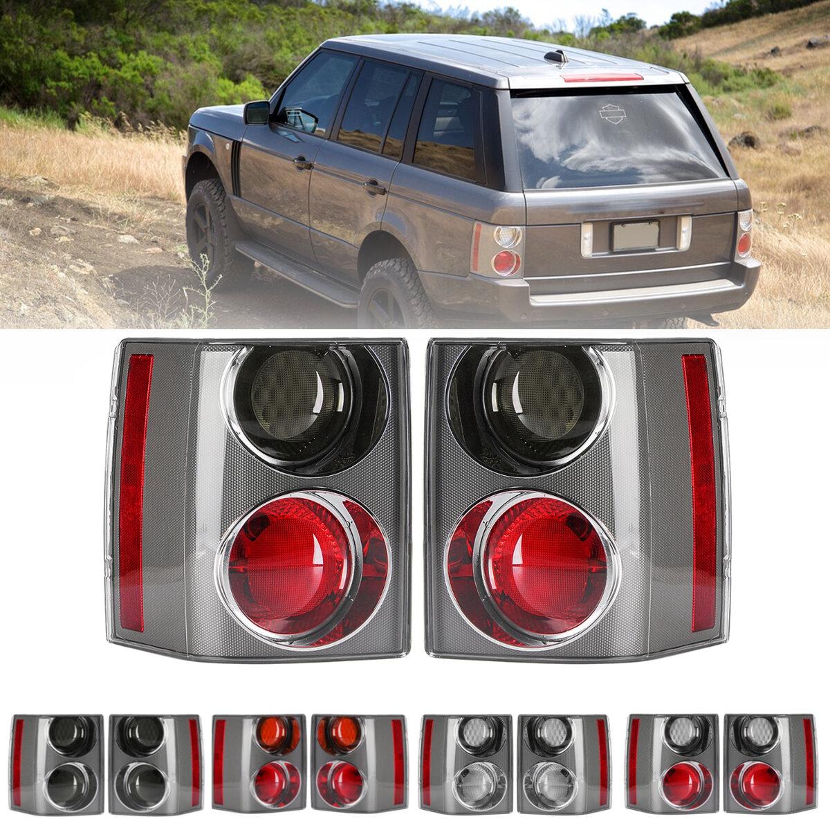 Car Tail Lights >> Car Rear Tail Light Assembly Brake Lamp Pair For Range Rover Vogue L322 2002 2009