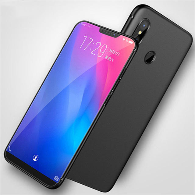 Bakeey Ultra Thin Silky PC Hard Protective Case For Xiaomi Mi A2 Lite /  Xiaomi Redmi 6 Pro