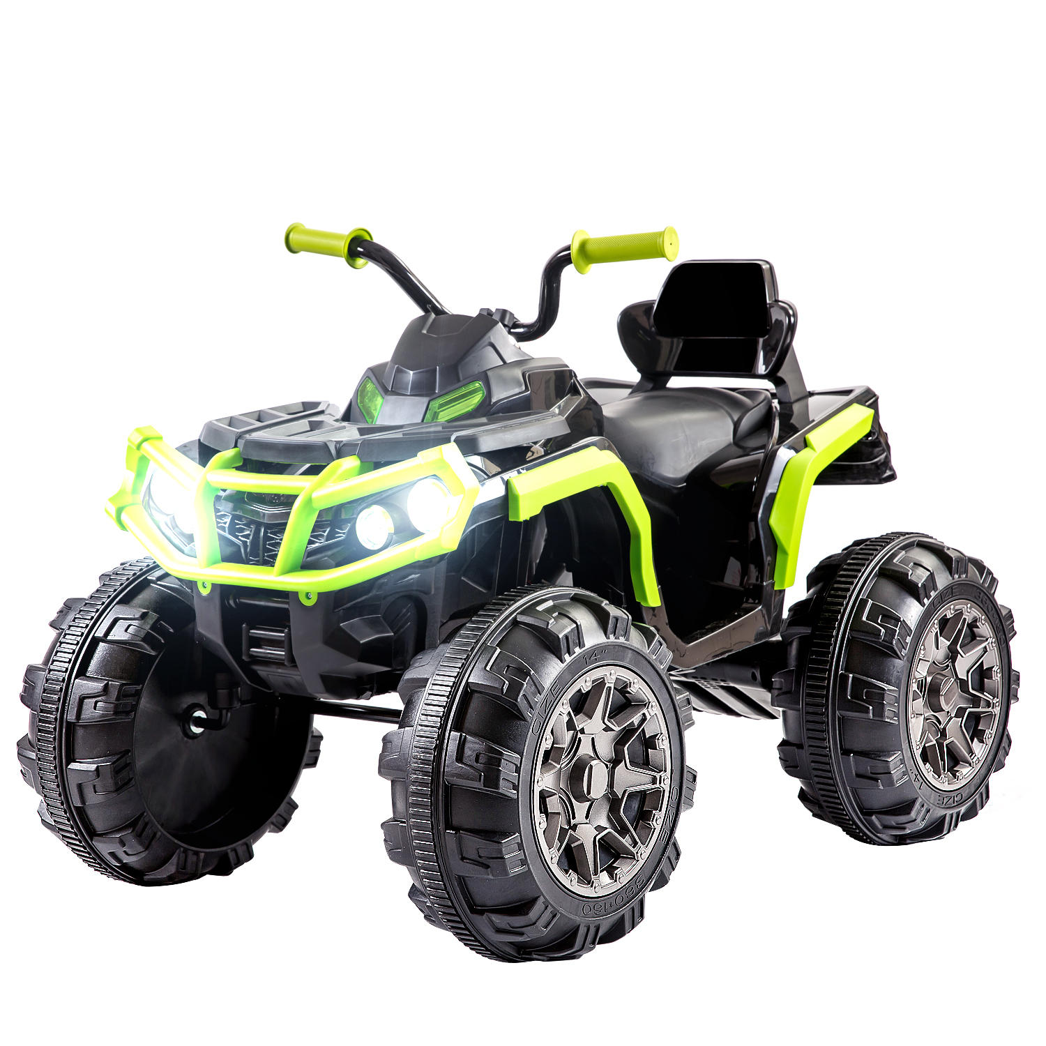 7aeab2bb7 [US DIRECT] Merax 12V Power Kids Electric Bike Car With Led Light Music  Player 2 Speeds Modes 2 Hours Run Time