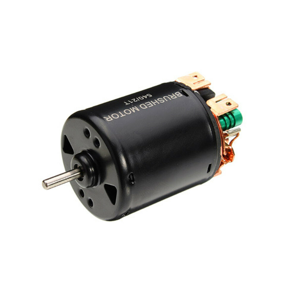 Racerstar 540 Brushed RC Car Motor 13T/17T/23T/80T/21T/27T/35T/45T/55T For 1/10 RC Car