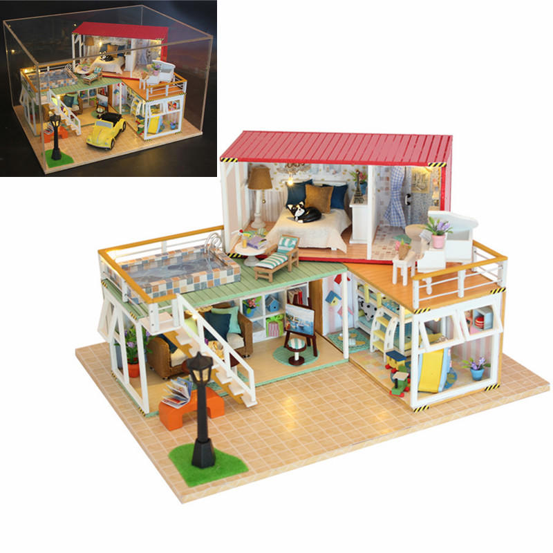 Container Home A Diy Dollhouse Kit