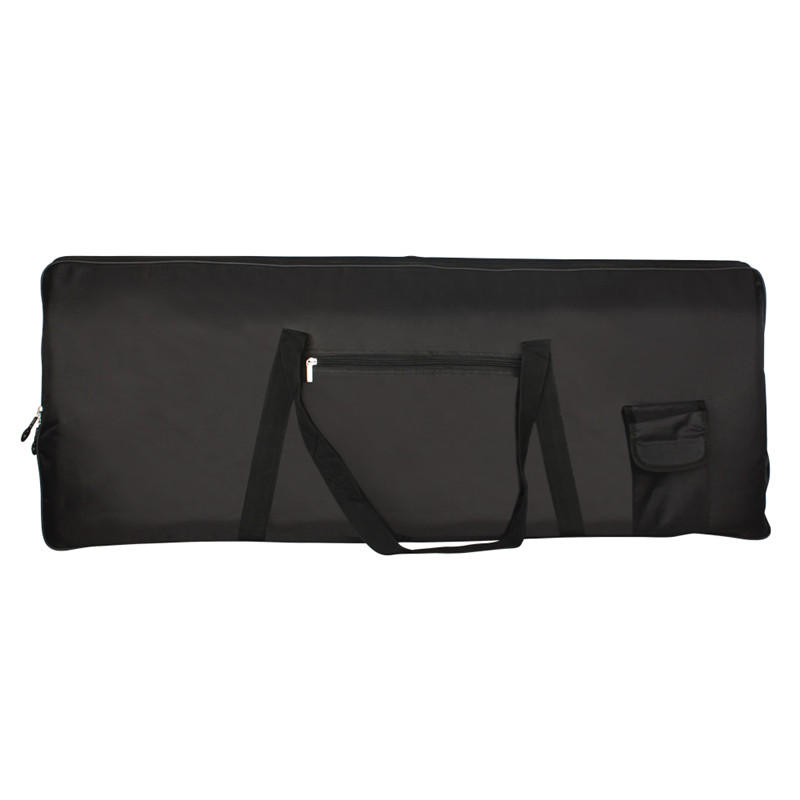Portable 420D Oxford Fabric Keyboard Piano Bag for 76 Keys Electronic Organ Musical Instrument