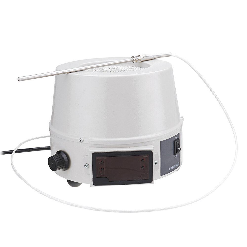 250/500ml Digital Magnetic Thermostat Heating Mantle Stirrer Mixer Chemistry Laboratory Equipment
