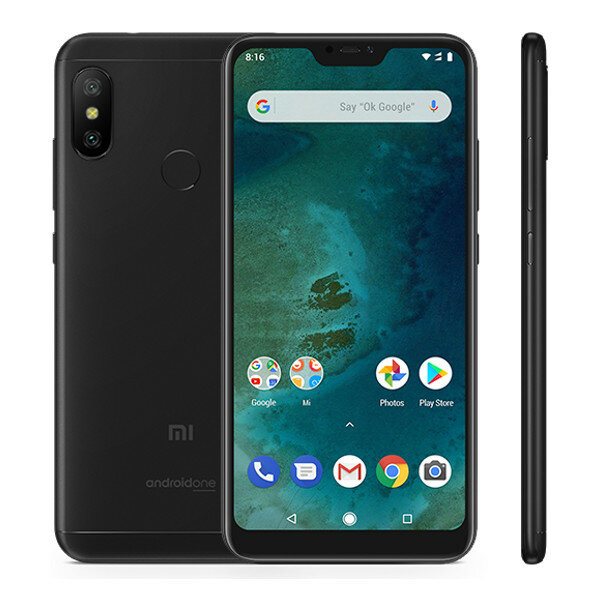 Coupon of Xiaomi Mi A2 Lite Global Version 5.84 inch 4GB RAM 64GB ROM Snapdragon 625 Octa core 4G Smartphone