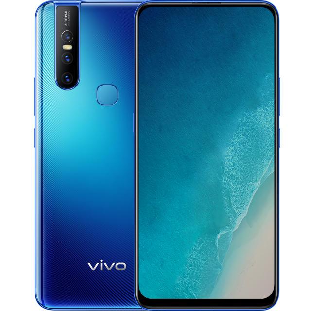 VIVO V15 Pro Global Version 6.39 Inch FHD+ 3700mAh Android 9.0 48.0MP Rear Camera 6GB RAM 128GB ROM Snapdragon 675 Octa Core 4G Smartphone